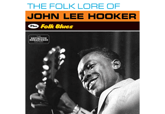 John Lee Hooker - The Folk Lore of.../Folk Blues (CD)