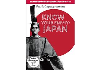 Know Your Enemy: Japan - (DVD)