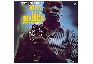 John Lee Hooker - That's My Story (Vinyl LP (nagylemez))