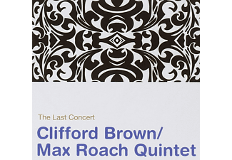 Clifford Brown - Last Concert (CD)