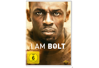I Am Bolt - (DVD)