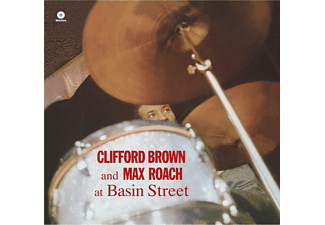 Clifford Brown, Max Roach - At Basin Street (High Quality Edition) (Vinyl LP (nagylemez))