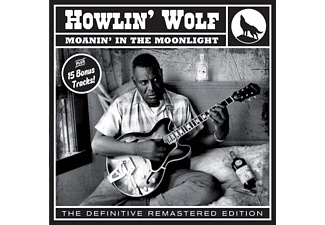 Howlin' Wolf - Moanin' in the Moonlight (CD)