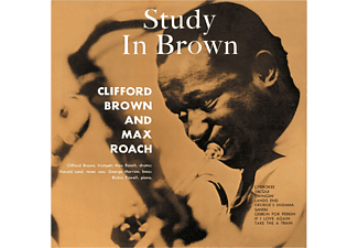 Clifford Brown - Study in Brown (High Quality Edition) (Vinyl LP (nagylemez))