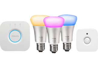philips hue starter set e27 2 generation incl. Black Bedroom Furniture Sets. Home Design Ideas