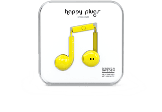 HAPPY PLUGS Earbud Plus - Gul