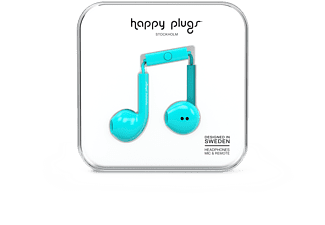 HAPPY PLUGS Earbud Plus - Turkos