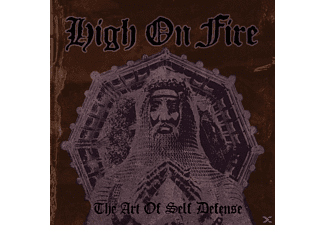 High On Fire - The Art Of Self Defense - (Vinyl)