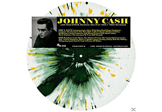 Johnny Cash - Live From Kwem,Memphis,May 21st 1 - (Vinyl)