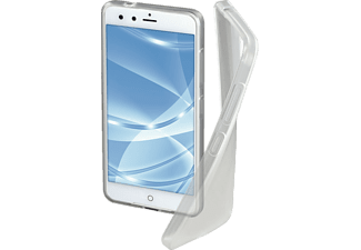 HAMA Crystal, Backcover, Nubia Z11 mini, Thermoplastisches Polyurethan (TPU), Transparent