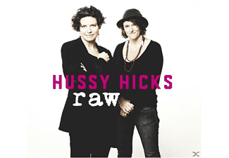 Hussy Hicks - Raw - (CD)