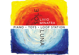 Livio Minafra - Sole Luna - (CD)