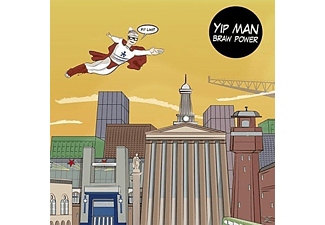 Yip Man - Braw Power - (LP + Download)