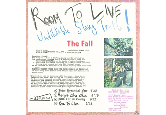 Fall - Room To Live - (Vinyl)
