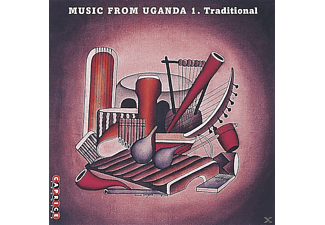 VARIOUS - Music From Uganda 1 - (CD)