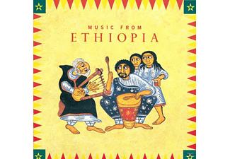 VARIOUS, Various Ethiopia - Music From Ethiopia - (CD)
