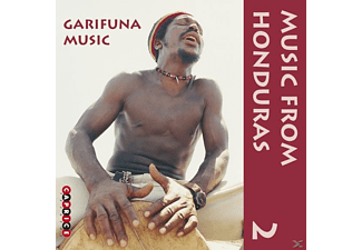 VARIOUS - Music From Honduras 2: Garifuna Music - (CD)