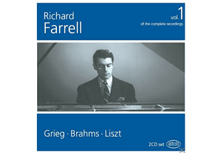 Richard Farrell - The Complete Recordings,Vol.1 - (CD)