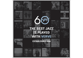 VARIOUS - Best Jazz Is Played With Verve - (Vinyl)
