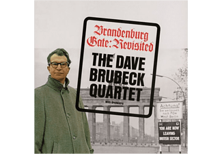 Dave Brubeck - Brandenburg Gate: Revisited - Plus 6 Bonus Tracks (CD)