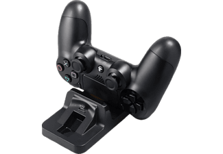 PIRANHA 397011 PS4 Charge Dock für 2 Controller USB