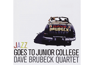 Dave Brubeck - Jazz Goes to Junior College (CD)