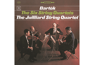 Juilliard String Quartet - String Quartets Nos. 1-6 - (Vinyl)