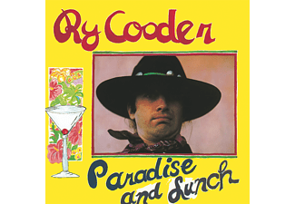 Ry Cooder - Paradise & Lunch - (Vinyl)