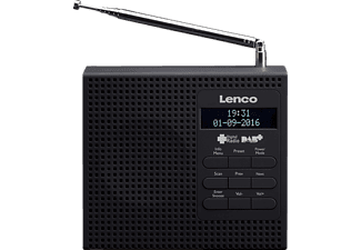 LENCO PDR 020, Radio
