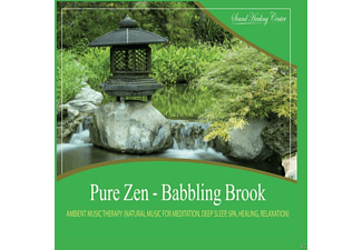 Sound Healing Center - Pure Zen-Babbling Brook - (CD)