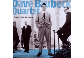 Dave Brubeck Quartet - Gone with the Wind/Jazz Impressions of Eurasia (CD)