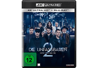 Die Unfassbaren 2 - Now You See Me - (4K Ultra HD Blu-ray + Blu-ray)