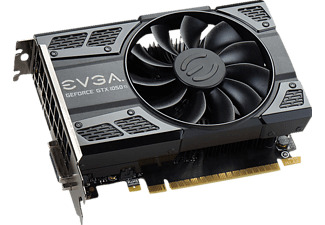 EVGA GeForce GTX 1050Ti SC Gaming 4GB (04G-P4-6253-KR)( NVIDIA, Grafikkarte)