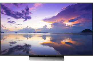 SONY KD-55XD8005 LED TV (Flat, 55 Zoll, UHD 4K, SMART TV, Android TV)