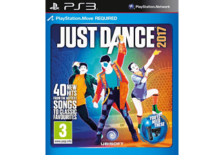 ARAL Just Dance 2017 PlayStation 3