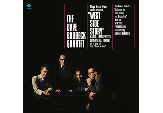 Dave Brubeck Quartet - Plays Music from West Side Story and Other Works (High Quality Edition) (Vinyl LP (nagylemez))