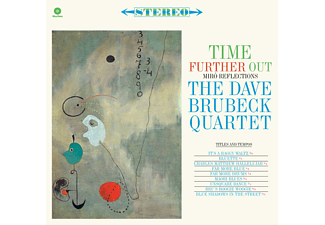 Dave Brubeck Quartet - Time Further Out (Vinyl LP (nagylemez))