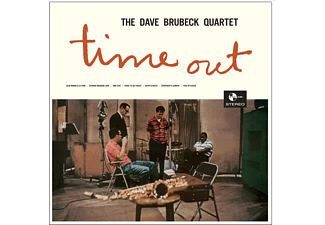 Dave Brubeck Quartet - Time out (High Quality Edition) (Vinyl LP (nagylemez))
