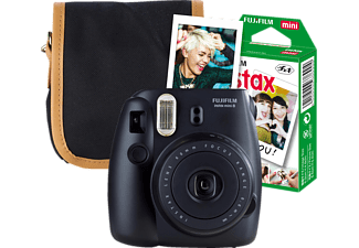 FUJIFILM INSTAX MINI 8 SCHWARZ TRAVEL SET
