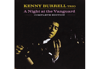 Kenny Burrell - A Night at the Vanguard (CD)