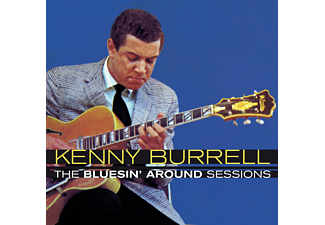 Kenny Burrell - Bluesin' Around Sessions (CD)