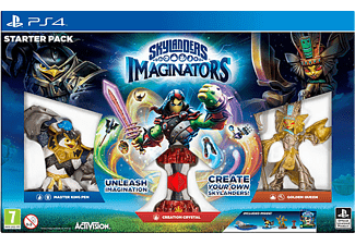 ARAL PlayStation 4 Skylanders Imaginator Starter Pack