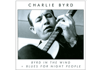 Charlie Byrd - Byrd in the Wind / Blues for Night People (CD)