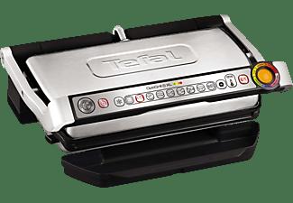 Tefal Contactgrill, grillvlak: Afneembaar, Anti-aanbaklaag, Temperatuurregelaar, Vetopvangbak, Afnee