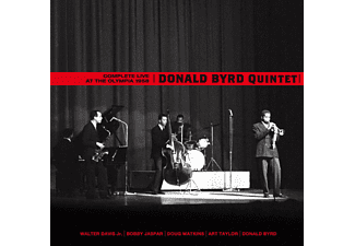Donald Byrd - Complete Live at the Olympia 1958 (CD)