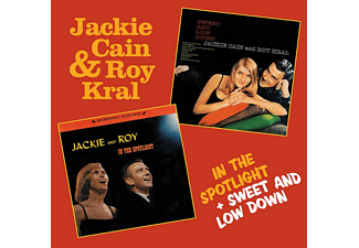 Jackie Cain, Roy Kral - In the Spotlight / Sweet and Low Down (CD)