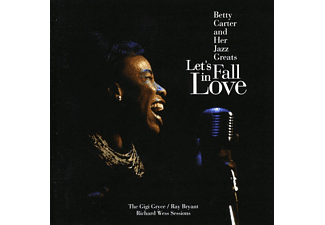 Betty Carter, Gigi Gryce, Ray Bryant, Richard Wess - Let's Fall in Love (CD)