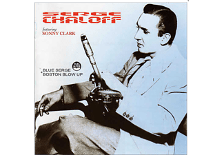Serge Chaloff - Blue Serge / Boston Blow Up (CD)