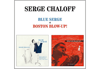 Serge Chaloff - Blue Serge / Boston Blow-Up (CD)