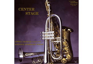 The National Symphonic Winds - Center Stage - (Vinyl)